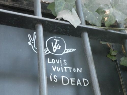 Louis Vuitton is dead.JPG