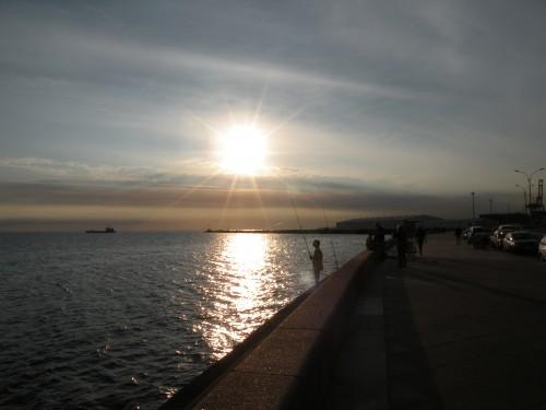 Pêcheurs Rambla Montevideo.JPG