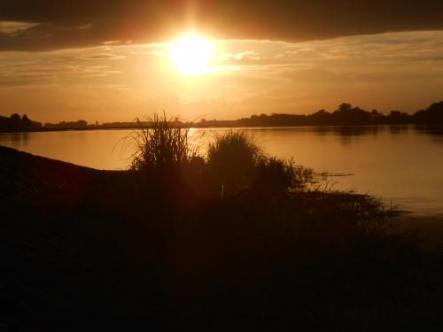 Bords de Loire coucher de soleil.JPG