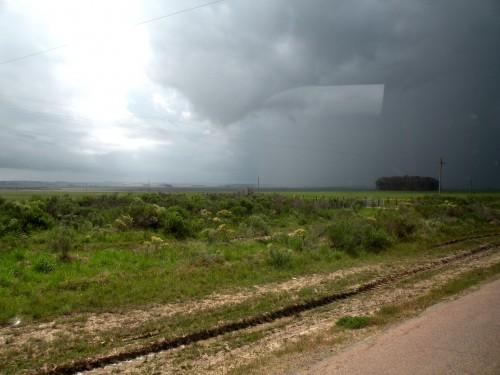 Route de Montevideo à Valizas